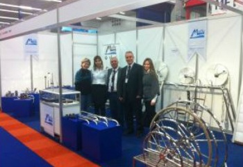 METS (Marine Equipment Trade Show) - 2011
